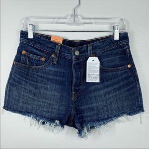 Levi's | 501 DIY Distressed Shorts